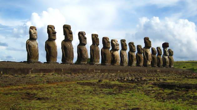 Easter Island (1)